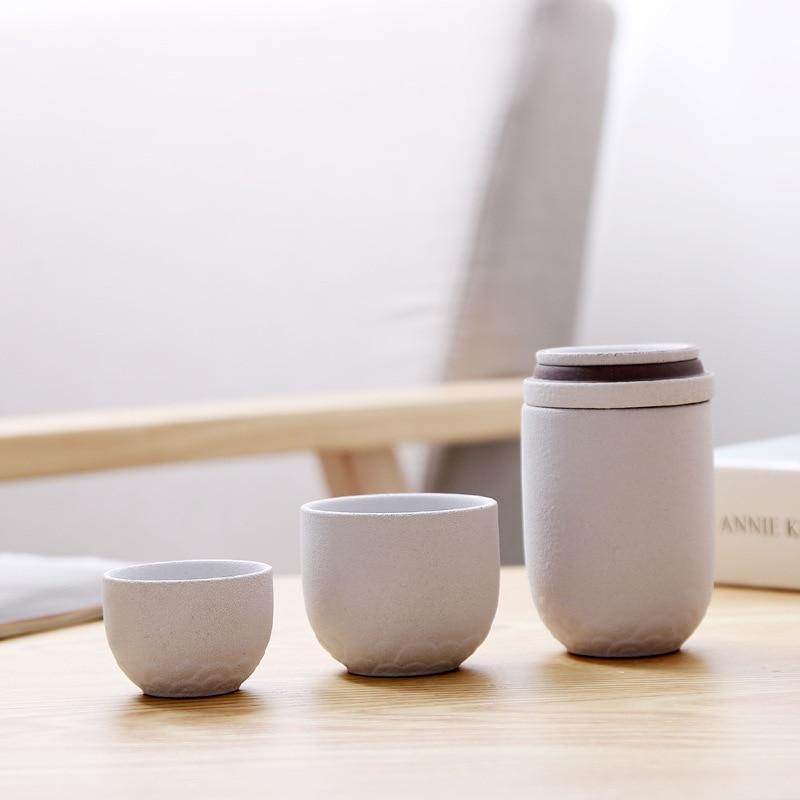 Gong Fu Tea Ceremony Travel Teacups 1