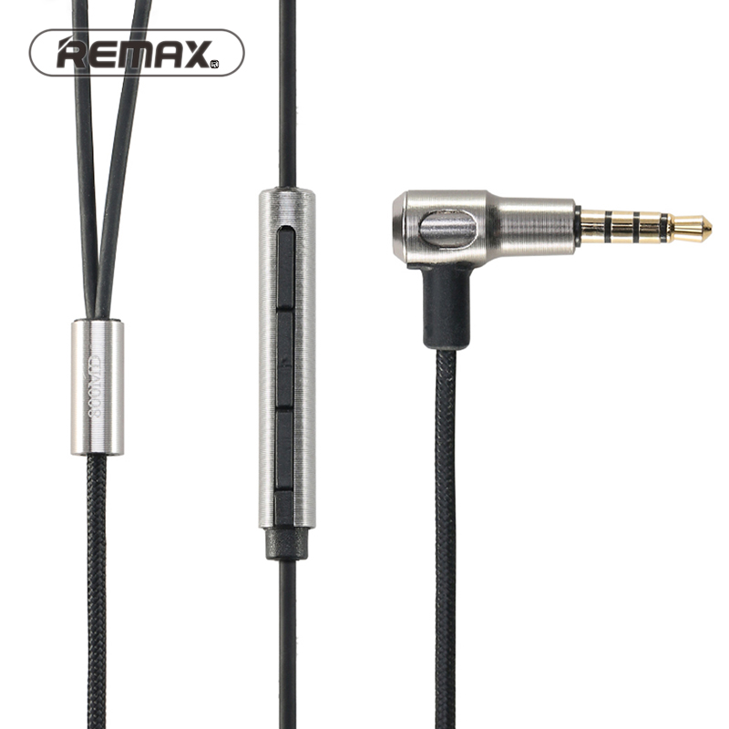 HOT SALE] Remax In Ear Stereo Wired Moving Coil+ balance