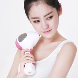 Портативный 808nm диодный лазер машина для постоянного удаления волос безболезненный корпус лица