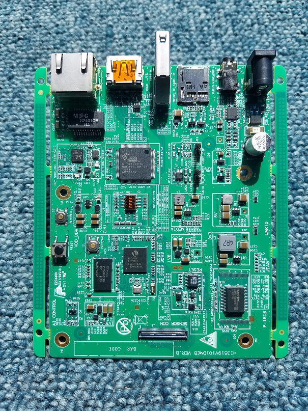 US $1128 0 6% OFF Hi3519V101 Hi3519 IMX274 development board H 265 H 264  4K-in Electronics Stocks from Electronic Components & Supplies on