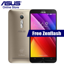 Hot Sale ASUS ZenFone 2 ZE551ML 4GB RAM 32GB ROM 5.5 Inch Smartphone Intel Quad Core FDD LTE 13MP Camera NFC GPS Mobile Phone