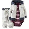 RY-046 новое прибытие Kids tales baby boy одежда set полный рукав толстовки мальчиков осенние наборы 3 шт. детские костюмы розничная
