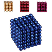 Неодимовые магниты cube забавные магнитные magic шарики головоломки шары рождения день
