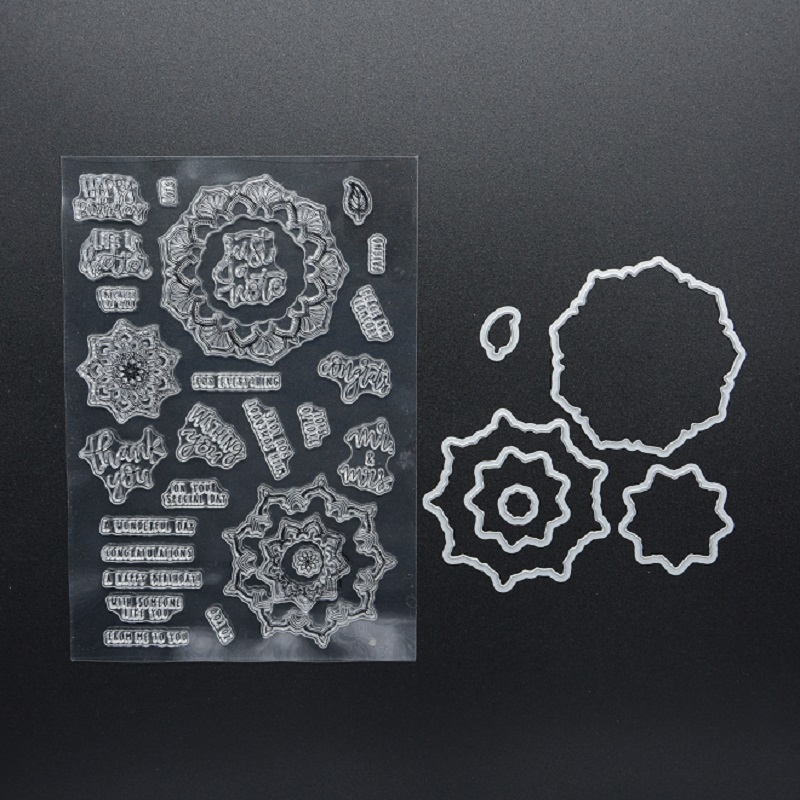 Frame Dies Cutting For CS1233 Scrapbook DIY Photo Album Cards Transparent Acrylic Silicone Rubber Clear Stamps Sheet pig silicone clear stamp metal cutting dies stencil frame scrapbook album decor clear stamps scrapbooking accessories
