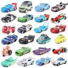 Disney Pixar Car 3/2 McQueen Mater Jackson Bão Ramirez 1:55 Đúc Hợp Kim Kim Loại Đồ Chơi Mô Hình Xe Trẻ Em Sinh Nhật Giáng Sinh quà Tặng
