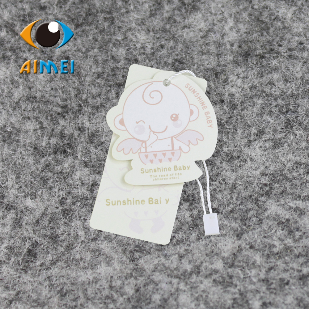 Bids received hanging tablets rope customize line clothes hanging tablets woven label customize