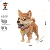 babu-8805-shiba-breed-pet-dog-brown-animal-3d-model-1850pcs-diy-diamond-mini-building-nano-blocks-bricks-assembly-toy-no-box