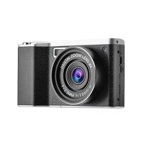 4,0 дюйма Цифровая камера для дома 24 миллионов пикселей широкоугольный HD ips сенсорный экран DSLR камера День рождения лучший подарок