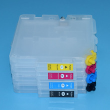 GC31 gc 31 Emplty Printer Refillable Cartridge with auto reset ARC Chip For Ricoh e2600 e3300 e3350 e5550 e7700 gx7500 ink boxrefillable cartridgesrefillable printer cartridgesprinter cartridges