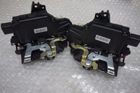 Pair 2pc Door Lock Actuator Latch Front Left Right 3B1837015A 3B1837016A For VW Rabbit Jetta Passat