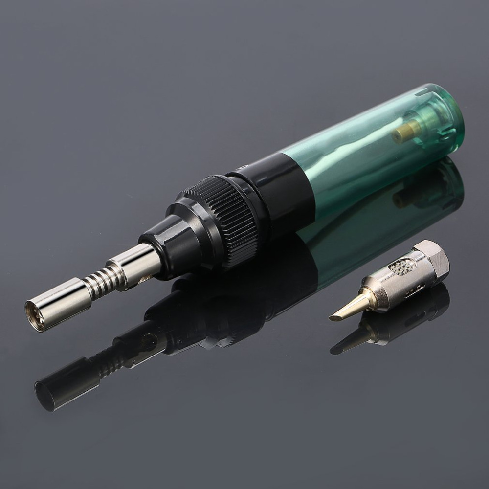 1 stücke Elektronik DIY MT-100 Werkzeug Stift Geformt Elektrische Gas Lötkolben Gun Lötlampe Cordless Lötkolben Schweißen Solder