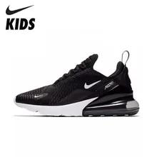 97a21e4d5 NIKE Sneakers Running-Shoes Outdoor Sports Air-Max Children 270 Kids  Original Mesh -