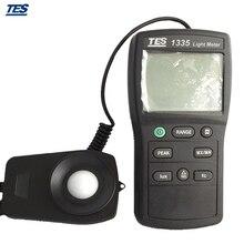 TES-1335 Цифровой Люксметр, начиная от 0 до 400000 Lux