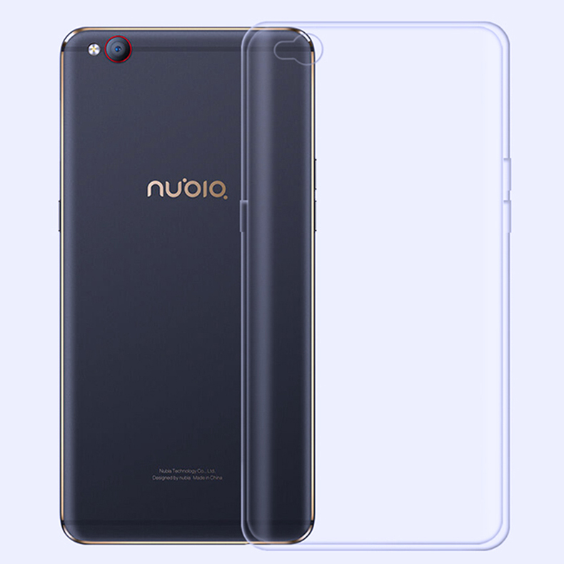 VOONGSON 2017 New Case For ZTE Nubia N2 0 6mm Ultra thin Transparent Clear TPU Soft Silicon For ZTE Nubia N2 Cover back Case in Fitted Cases from Cellphones Telecommunications
