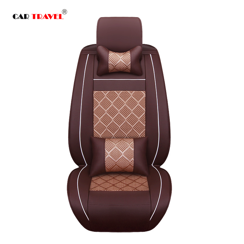 Bmw Z4 Seat Covers: Car Travel Leather Car Seat Cover For BMW Mini Clubman
