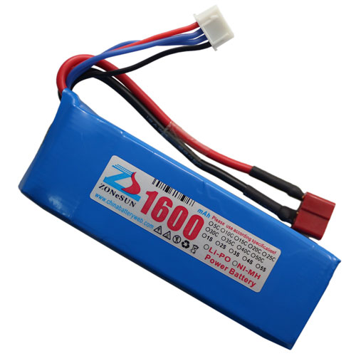 In the core 1600mAh 11.1V high rate lithium polymer battery group 503496 12V power lithium battery Li-ion Cell brown 3 7v lithium polymer battery 7565121 charging treasure mobile power charging core 8000 ma rechargeable li ion cell