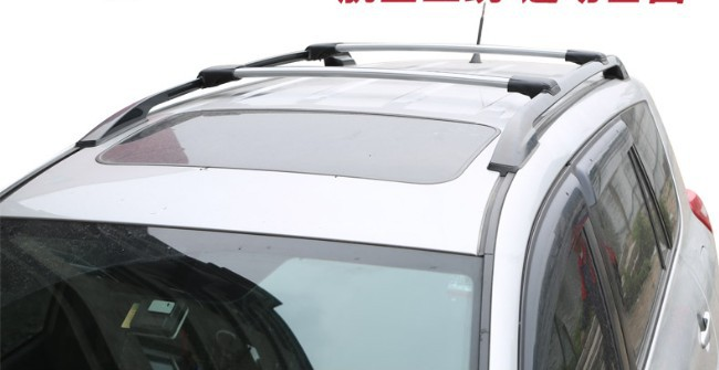 Captiva Roof Rack/roof Rail/roof Bar (crossbeam), Slap Up Aluminum  Alloy,Universally Used For 2009 2016, Free Shipping In Armrests From  Automobiles ...