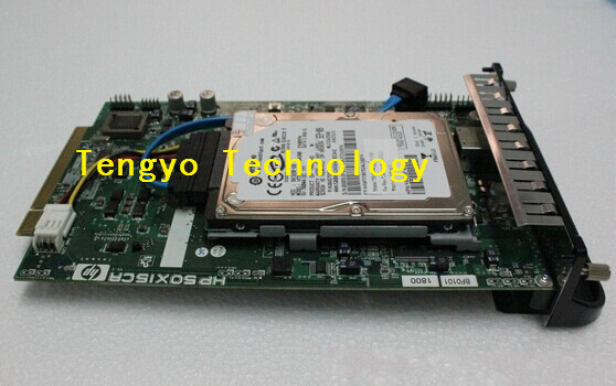New original DesignJet T1100 T1100PS Formatter Board Formatter Card Q6683-67030 Q6683-60193 Q6683-60021 include hard disk Parts for hp1100 t1100ps t610 40g hard drive hdd formatter without new q6683 67027 q6683 67030 q6684 60008 q6683 60193 q6683 60021