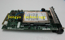 New original DesignJet T1100 T1100PS Formatter Board Formatter Card Q6683-67030 Q6683-60193 Q6683-60021 include hard disk Parts