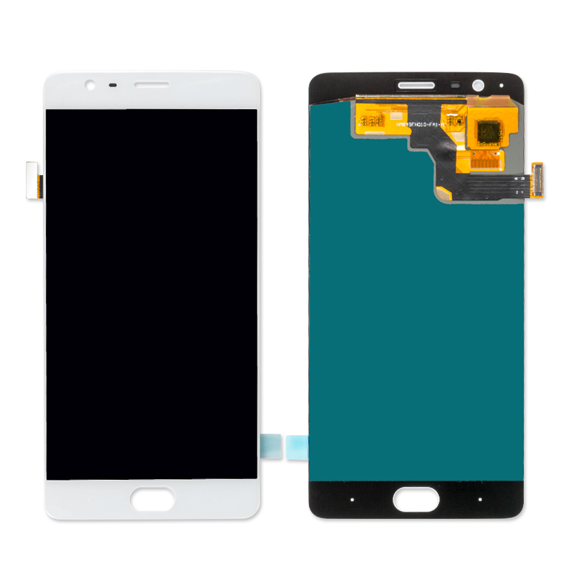 Hot-Truth Oneplus 3 Lcd Screen Oneplus 3T Display Screen Tested Screen Replacement For Oneplus 3T A3010 A3000 A3003 5.5inch AAA