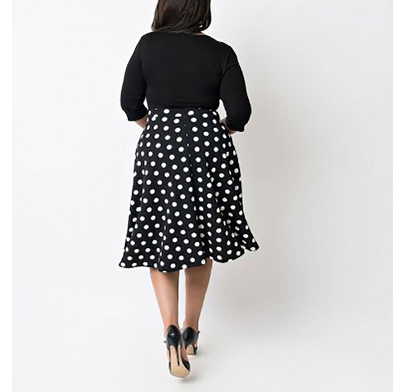 Maternity Clothes 2018 Summer Women Polka Dot Print Dress Sexy V Neck 3/4 Sleeve Patchwork Pregnancy Vestidos Plus Size L-5XL
