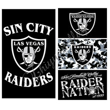 Oakland Raiders custom flags 90x150cm with 2 Metal Grommets 3x5ft Oakland Raiders flags(Las Vegas Raiders)