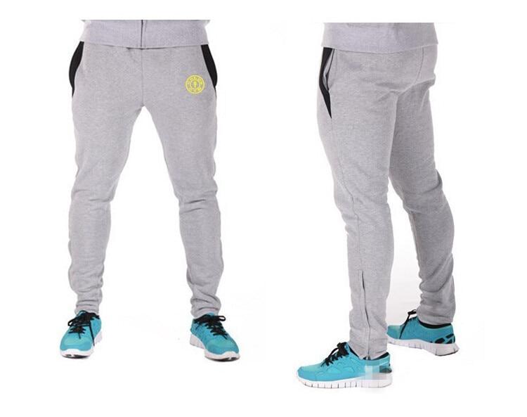 734997289 191 pantalones de chandal de algodon hombre b736b2c9593f