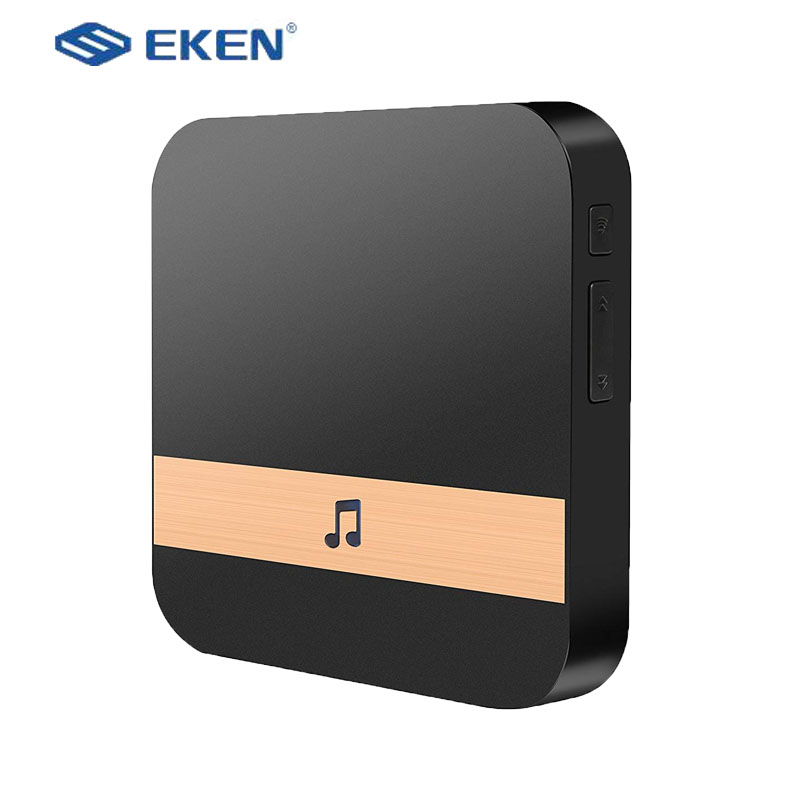 AC 110-220V Smart Indoor Doorbell Wireless WiFi Door Bell US EU UK AU Plug For EKEN V5 DoorBell