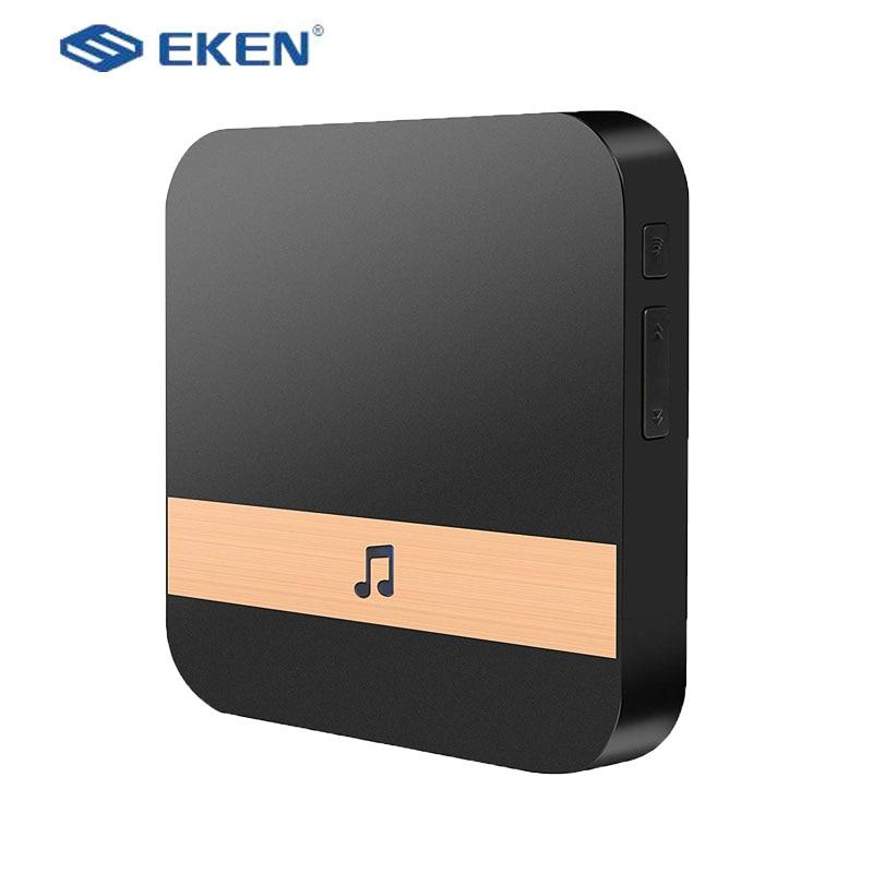 AC 110-220V Smart Indoor Doorbell Wireless WiFi Door Bell US EU UK AU Plug For EKEN V5 DoorBell