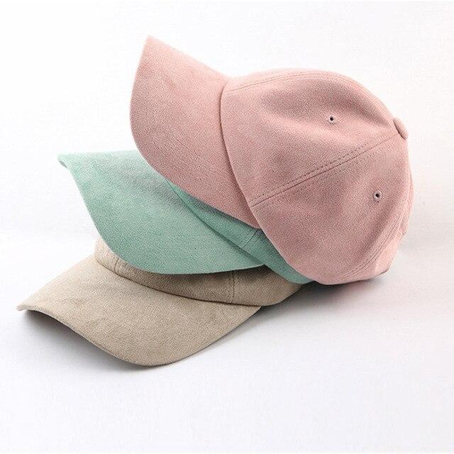 062da4d4e19 suede cap cute cartoon snapback hats five panel baseball cap for men women  outdoor sports hip hop gorras hat casquette