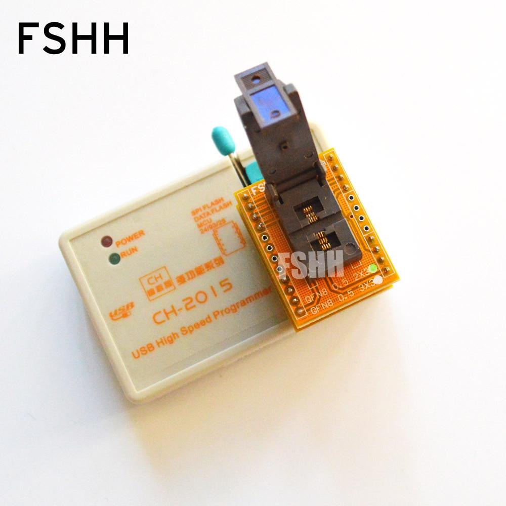 GRATIS FRAGT! Program CH2015 USB Højhastigheds-programmerer + Pitch - Industrielle computere og tilbehør - Foto 2