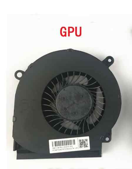 iiFix New CPU Cooling Fan Cooler For Clevo P650SA P651SE P651SG Laptop DFS501105FR0T FG5B 6-31-P6502-301