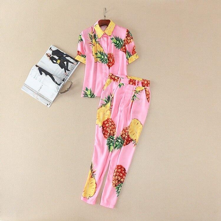 online kaufen gro handel rosa hosenanzug aus china rosa. Black Bedroom Furniture Sets. Home Design Ideas