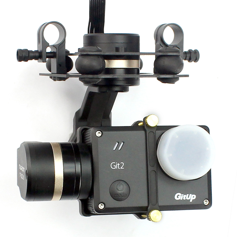 Tarot TL3T01 Update from T4-3D 3D Metal 3-axis Brushless Gimbal for GOPRO For GOPRO4/For GOpro3+/For Gopro3 FPV Photography upgrade debugging edition jiyi fpv g3 3d 3 axis gimbal for gopro hero3 3 hero4 aerial photography