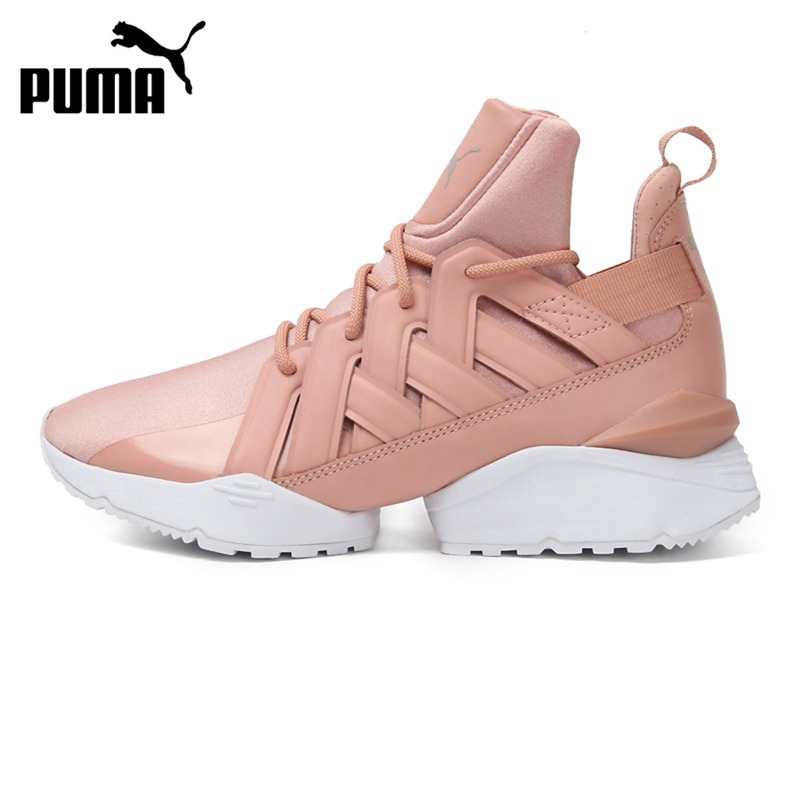 original new arrival 2018 puma muse echo satin ep women 39 s skateboarding shoes sneakers in. Black Bedroom Furniture Sets. Home Design Ideas