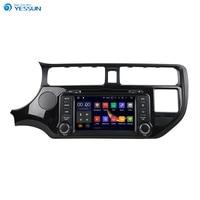 Yessun для KIA K3/Rio 2012 ~ 2017 Android Системы автомобилей Радио Стерео GPS Навигация Аудио Видео