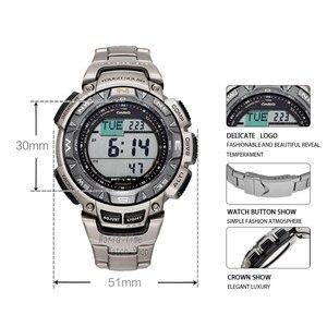 Image 2 - Casio xem g Shock xem người đàn ông thương hiệu hàng đầu sang trọng quân sự kỹ thuật số xem không thấm nước núi đồng hồ Quartz thể thao người đàn ông đồng hồ Diver ba cảm biến kỹ thuật số La bàn năng lượng mặt часы
