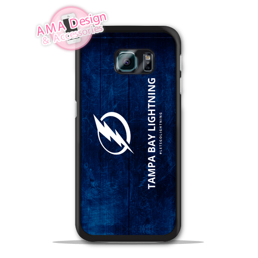 Tampa Bay Lighting Ice Hockey Case For Galaxy S8 S7 S6 Edge Plus S5 S4 mini active Ace Win S3 Core Note 4 2