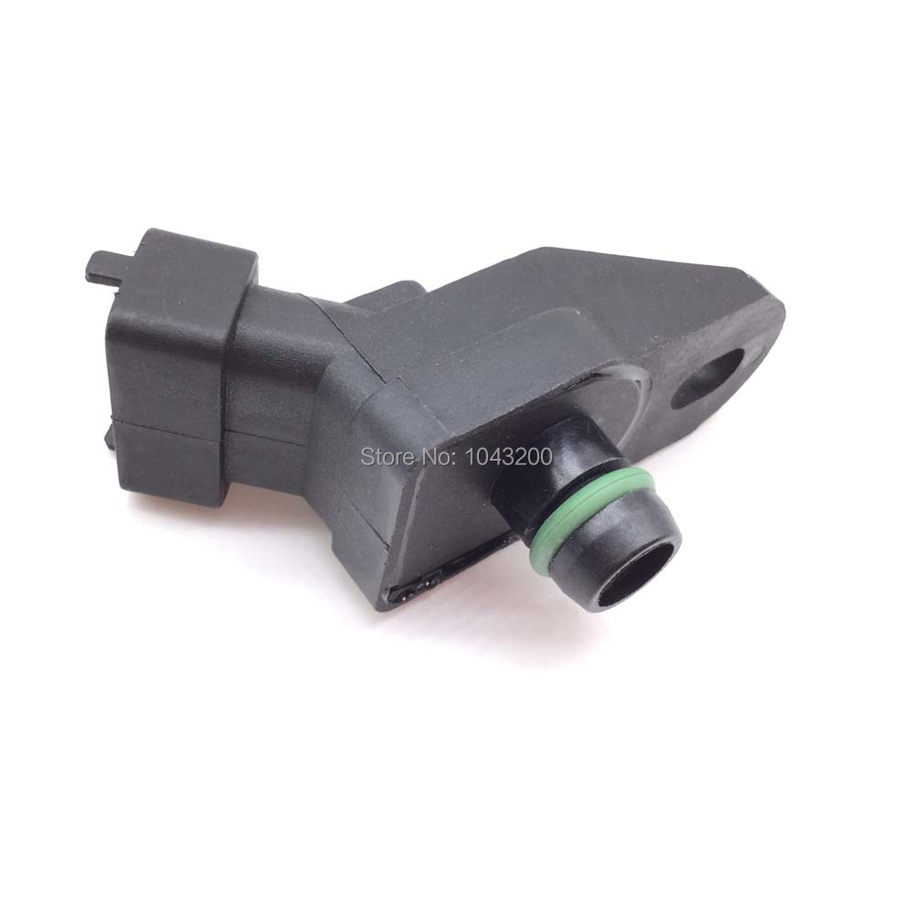 0281002137 MAP Pressure Sensor For Vauxhall Opel Astra Frontera Zafira Vectra Sintra 1 7 2 0 2 2 TD DI DTI 90541409 0281002215 in Pressure Sensor from Automobiles Motorcycles