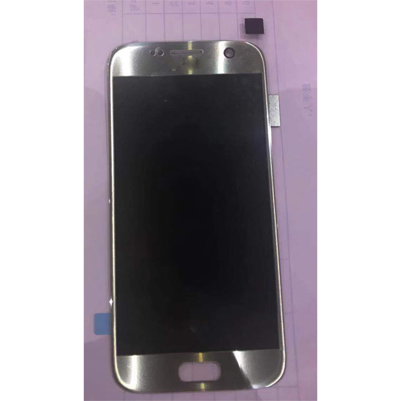 Super Amoled For <font><b>SAMSUNG</b></font> <font><b>GALAXY</b></font> S7 G930A G930F SM-G930F <font><b>LCD</b></font> <font><b>Display</b></font> with Touch Screen Digitizer Assembly free shipping image