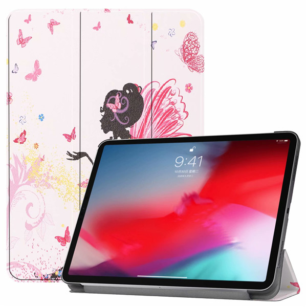 Girl iPad Pro3 11 2018 smart case with different patterns