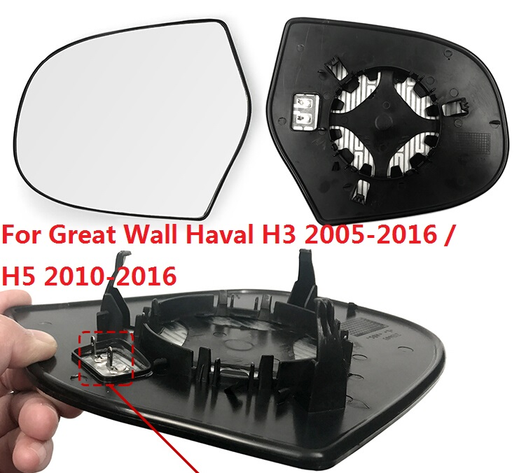 Electric Side Mirror adjustable heated RIGHT fits SUBARU FORESTER 2011-2013