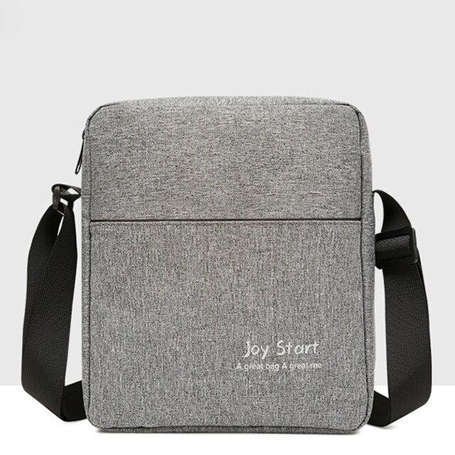 High Quality Men Crossbody Bag Pack Multifunctional Bag Shoulder Messenger Bag Handbag 1
