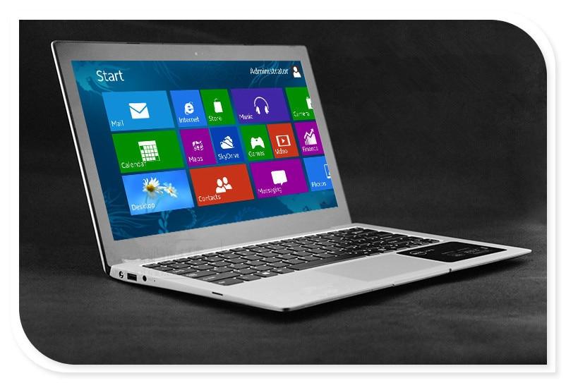 """13.3 """"Core I7 7th. Поколения ноутбук 1920*1080 экран HD 4 ГБ 500 ГБ HDD 64 ГБ SSD USB 3.0 металл I7 компьютер"""