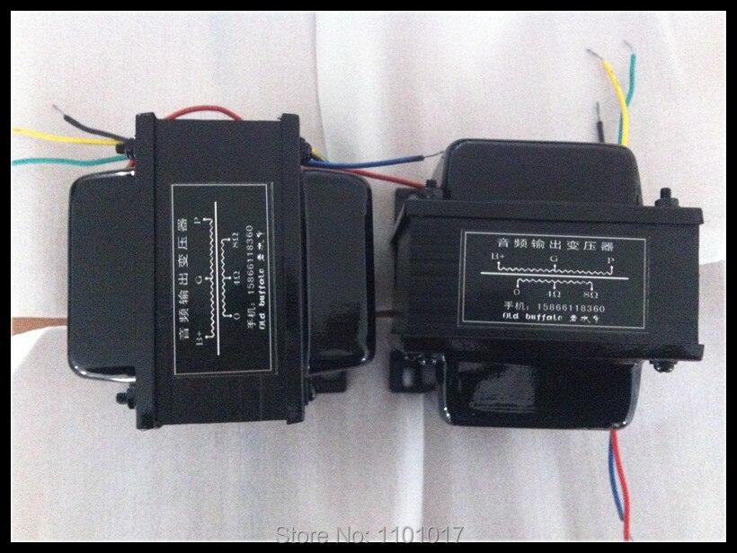 HIFI EXQUIS 30 w Simple Ampli à lampes de Transformateurs de Sortie 2 pièces pour EL34 300B 807 KT88 Autres
