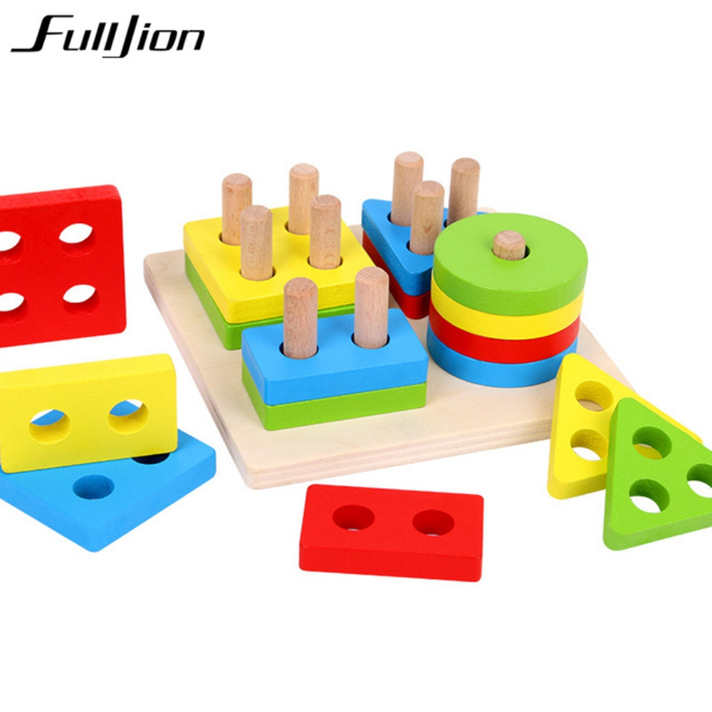 Fulljion Learning Education Montessori Toys Math Teaching