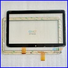"""10.1 """"pulgadas Tablet Digitalizador Del Sensor de Reemplazo Para Digma Optima YLD-CEGA566-FPC-A0 10.4 3g tt1004pg Tablet panel de pantalla Táctil"""