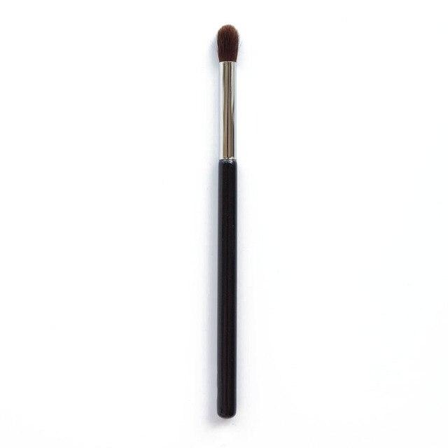 YH06 brochas de maquillaje profesional hechas a mano Ultra suaves azules de la ardilla del pelo sombra de ojos cepillo de mezcla de la nariz resaltador brocha de maquillaje