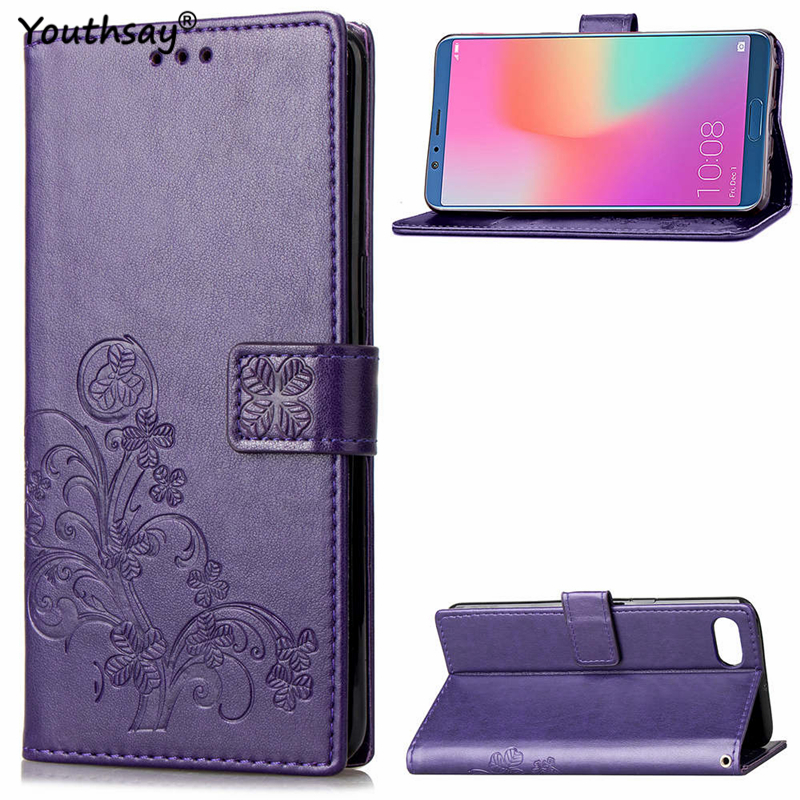 For Huawei Honor V10 Case Luxury Leather Flip Wallet Phone Case For Huawei Honor V10 Cover For Huawey Honor V10 Coque Fundas image