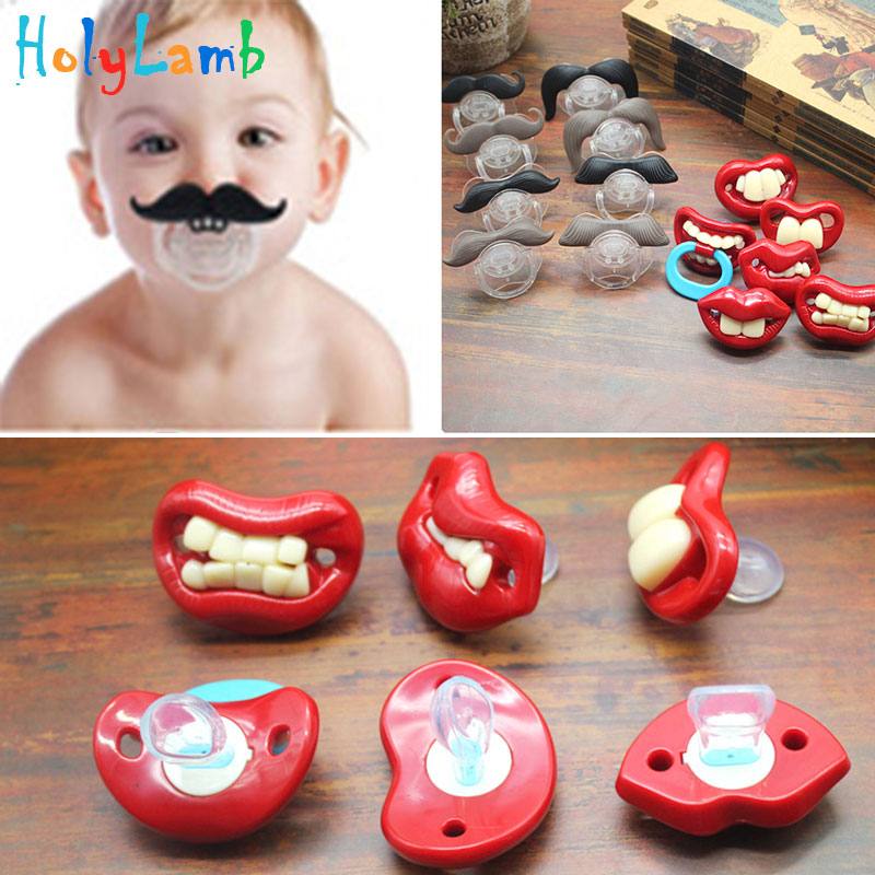 Baby Newborn Dummy Pacifier Soother Silicone Teether Nipple Orthodontic NippleS/&